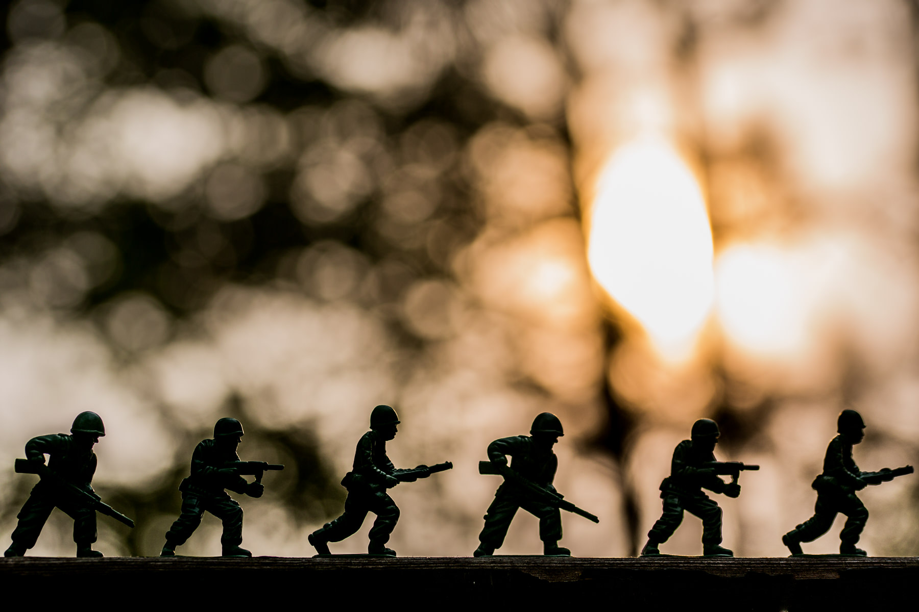 Toy Soldiers""